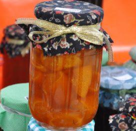 Portakal Reçeli 450 gr