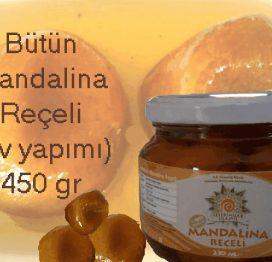 Mandalina Reçeli 450gr
