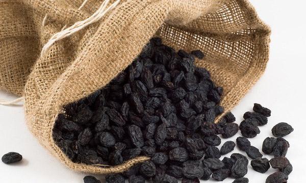 Siyah Çekirdekli Kuru Üzüm 500gr